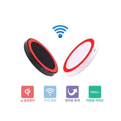 스마트폰 무선 충전기 충전패드 / 리씨버 - WT_200